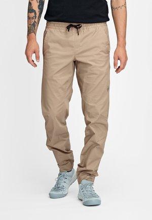 CAMIE  - Trousers - safari
