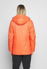 Norrøna - FALKETIND THERMO HOOD - Outdoor jacket - flamingo - 2