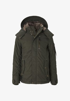 Winter jacket - shadow olive