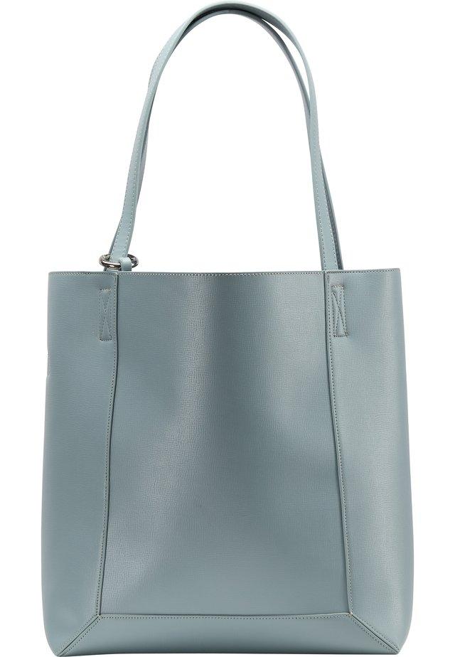 TOTE BAG - Tote bag - hellblau