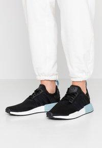 adidas Originals - NMD_R1 - Joggesko - clear black/ash grey - 0