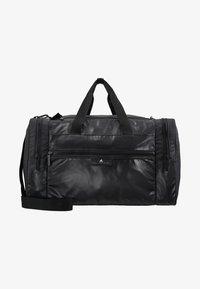 adidas by Stella McCartney - SQUARE DUFFEL M - Treningsbag - black/black/white - 5