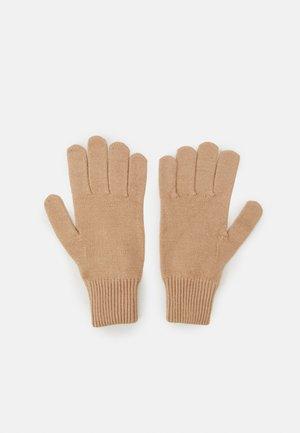 AFIGO GLOVES - Gloves - cream melange