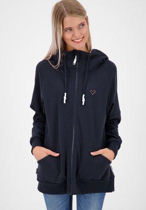 MARIAAK  - Zip-up hoodie - marine