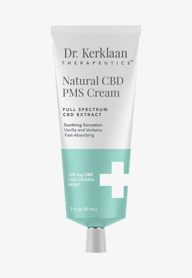NATURAL CBD PMS CREAM  - Hydratant - -