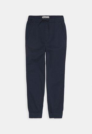CORE  - Spodnie materiałowe - navy