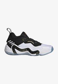 adidas Performance - Basketball shoes - black - 0