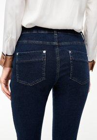 comma - Jeans Skinny Fit - dark blue - 4