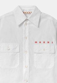 Marni - CAMICIA - Button-down blouse - white - 2
