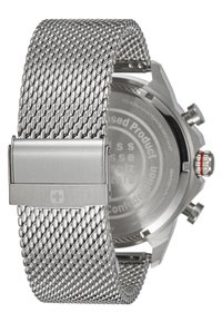 Swiss Military Hanowa - CLASSIC - Chronograph watch - silver/black - 2