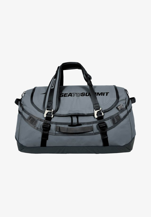 Holdall - charcoal
