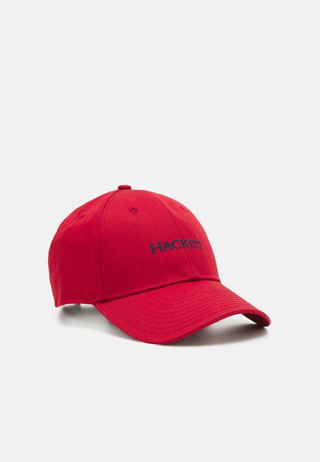 CLASSIC - Cap - red/navy