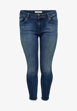 CARWILLY - Jeans Skinny Fit - dark blue