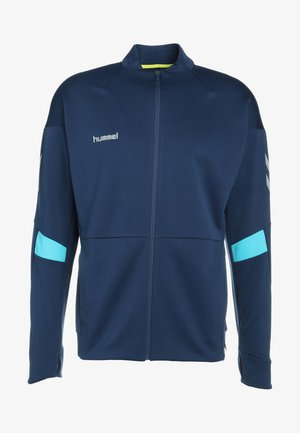 TECH MOVE ZIP - Training jacket - sargasso sea