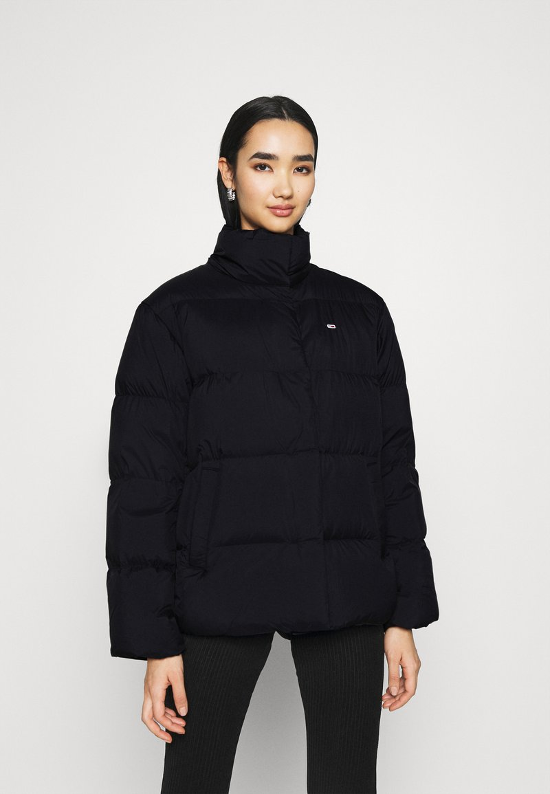 Tommy Jeans - Down jacket - black
