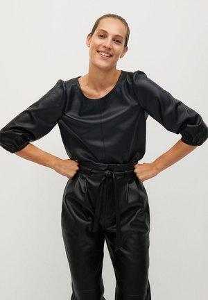 DRAKE - Bluse - schwarz
