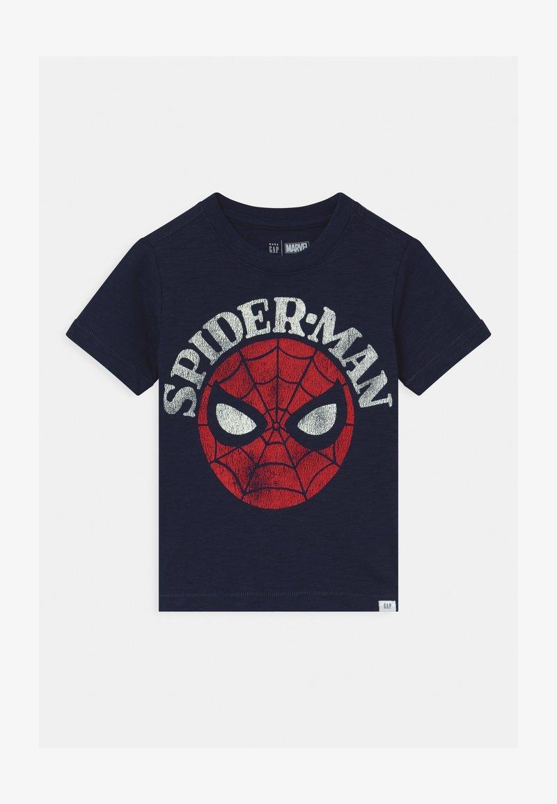 GAP - TODDLER BOY MARVEL - T-shirt con stampa - tapestry navy