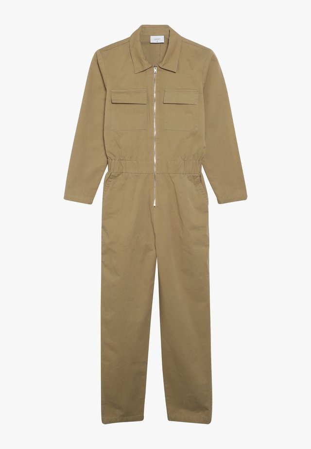 ANDORA SUIT - Jumpsuit - beige