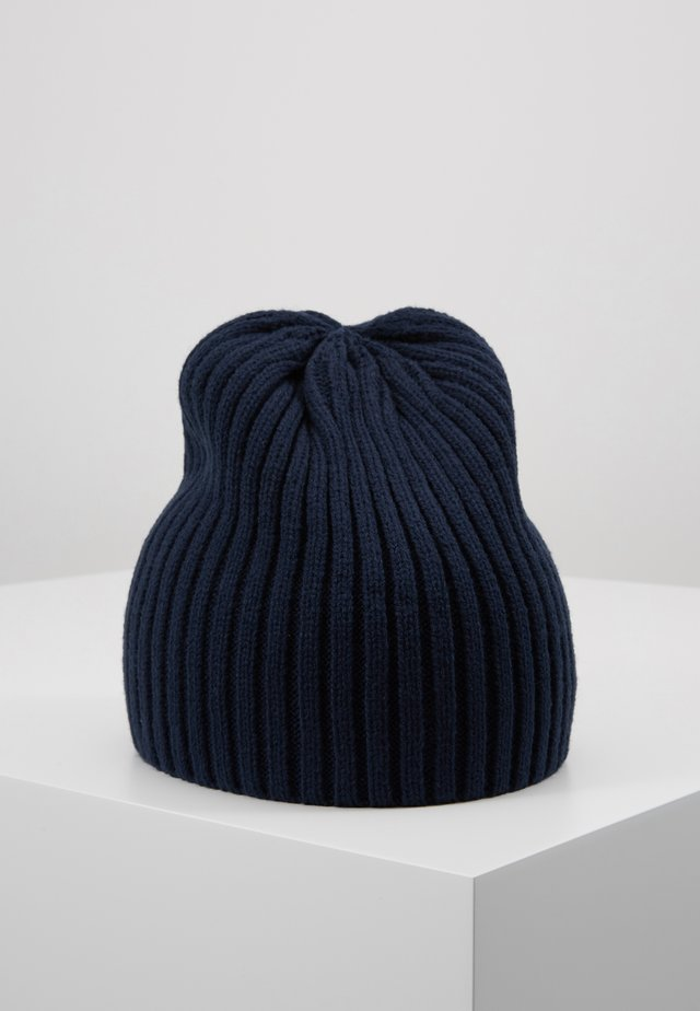 JACBART BEANIE - Čepice - navy blazer