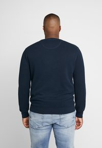 GANT - PLUS CREW - Jumper - evening blue - 2