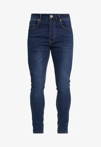 Kings Will Dream - HAZARD - Jeans Skinny Fit - indigo - 4