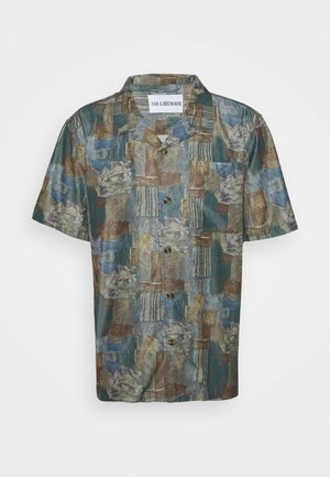 SUMMER SHIRT SHORT SLEEVE - Chemise - burned paint