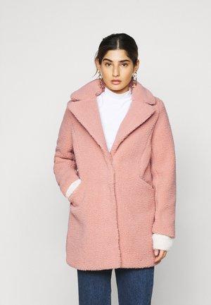 VMDONNA TEDDY - Winter jacket - mahogany rose