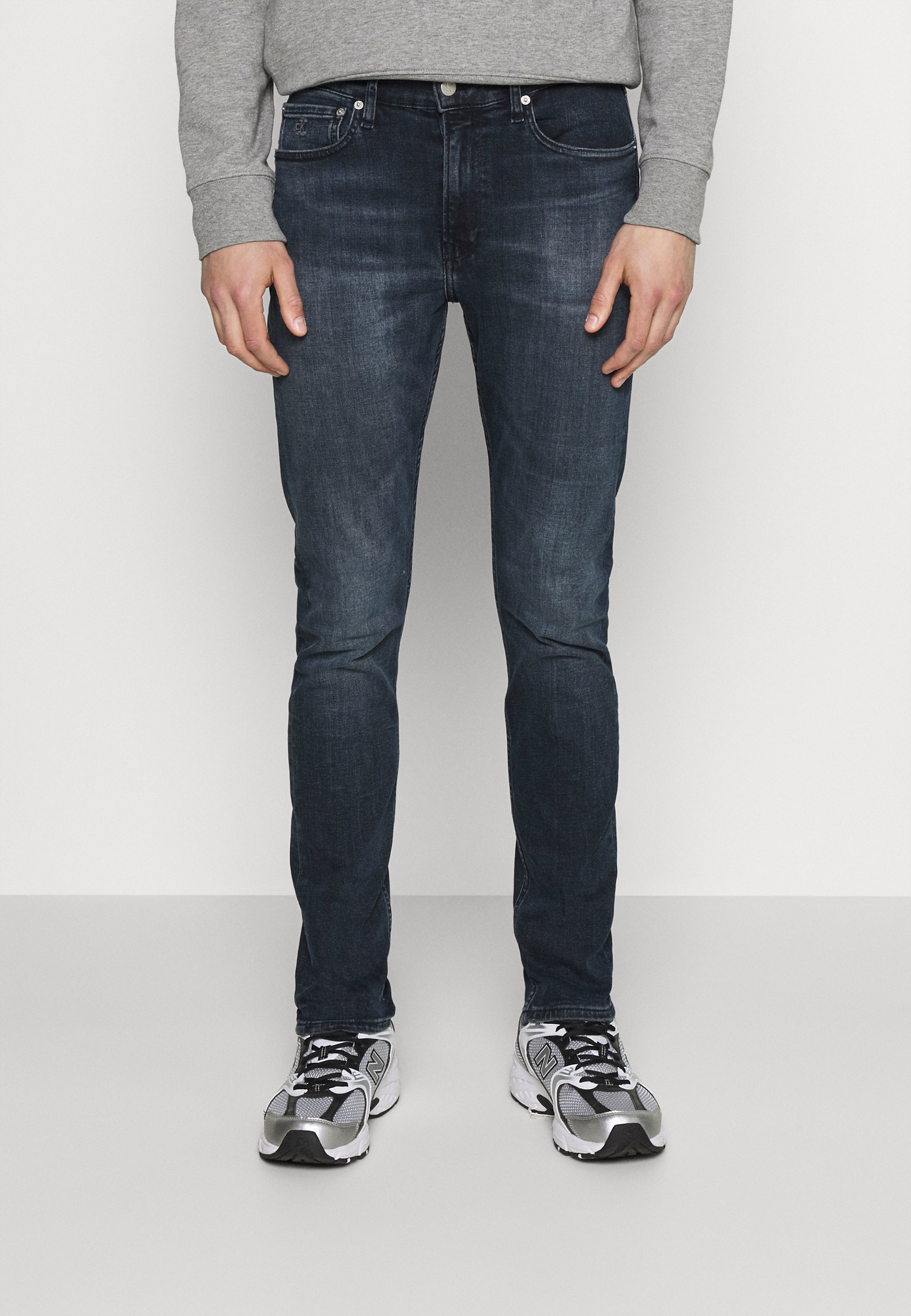 Uomo TAPER - Jeans slim fit