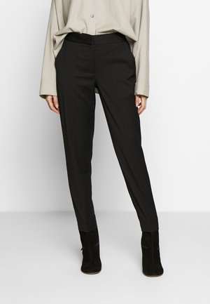 ELISSA - Trousers - black