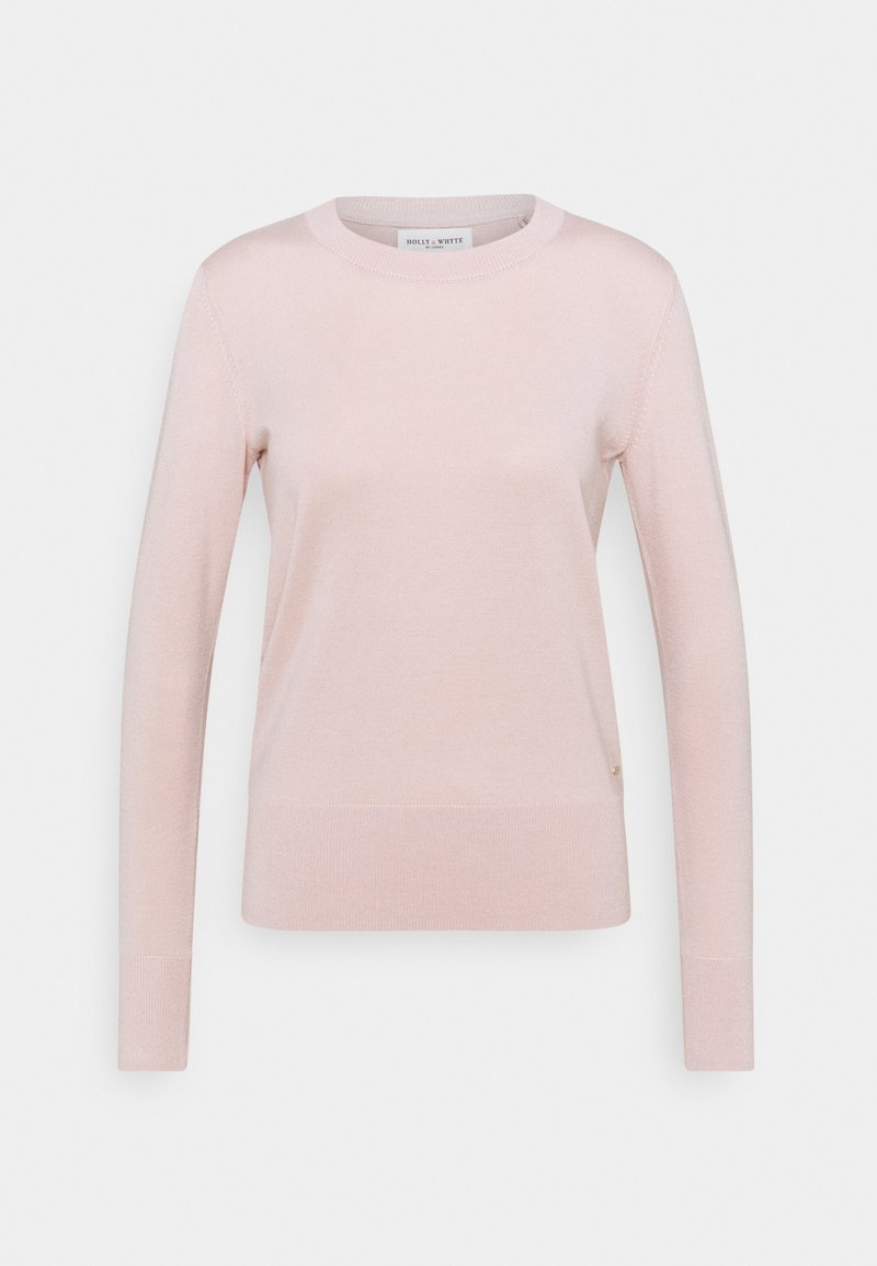 Lindex - TAYLOR - Jumper - light pink