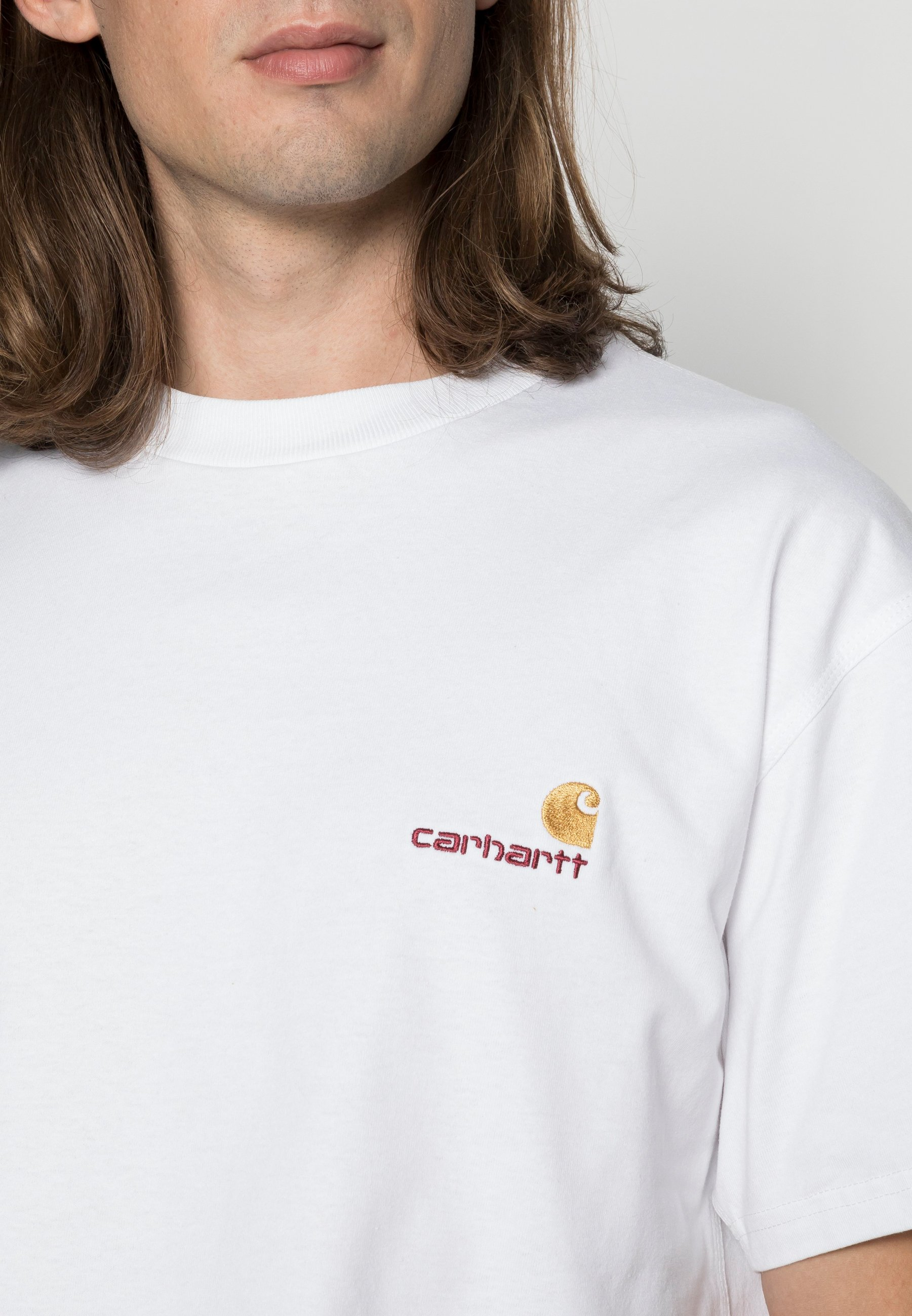 Men AMERICAN SCRIPT  - Print T-shirt