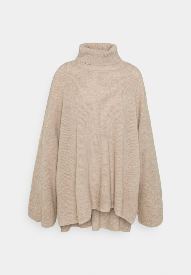 ABELLAIW - Jumper - winter beige