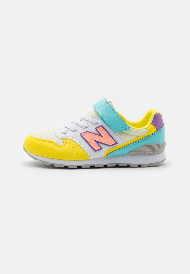 YV996MYS UNISEX - Sneakers - yellow/aqua