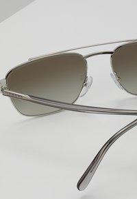 Prada - Sonnenbrille - brown/silver-coloured - 4