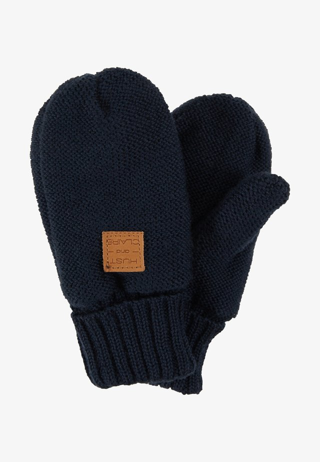 FLORI MITTENS BABY - Muffole - navy