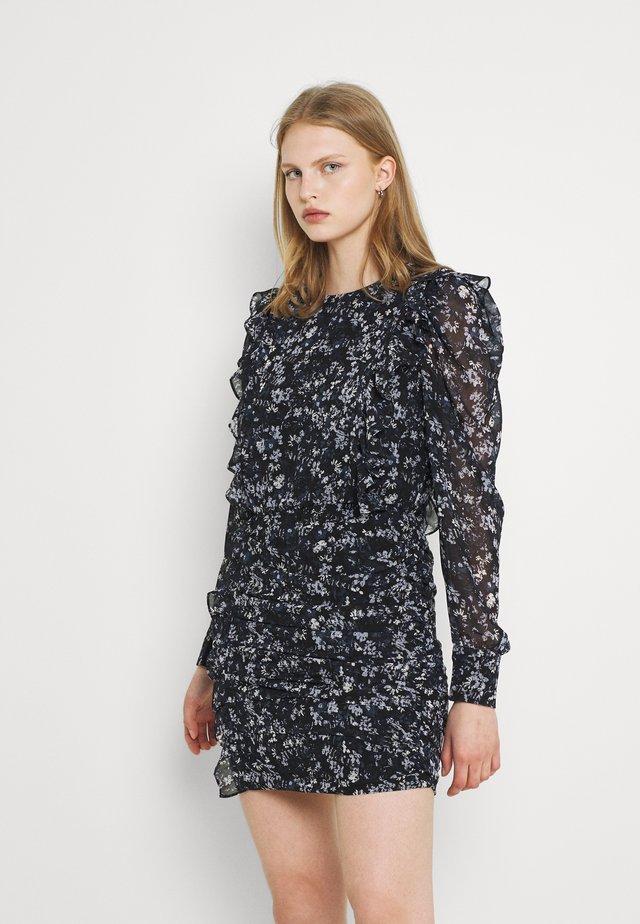 RUTHIE DRESS - Robe d'été - black