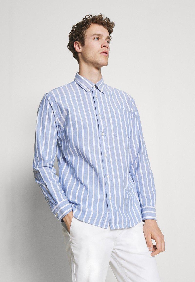 Selected Homme - SLHREGRICK FLEX - Shirt - dark navy