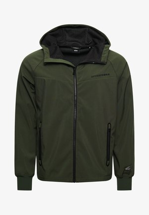 ECHO - Summer jacket - army green