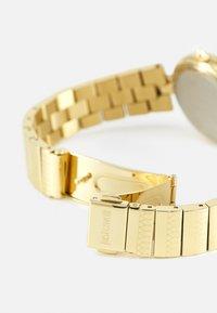Just Cavalli - GOLD LION WATCH - Orologio - champagne sunray - 1