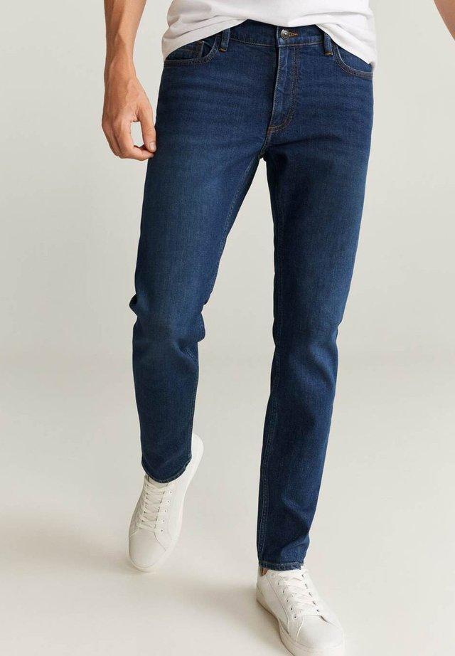 JAN - Slim fit jeans - mintgroen