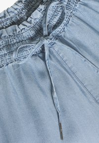 TOM TAILOR DENIM - INDIGO HAREMS PANTS - Trousers - used light stone/blue denim - 2