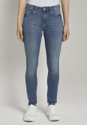 Nela  - Jeans Skinny Fit - mid stone wash denim