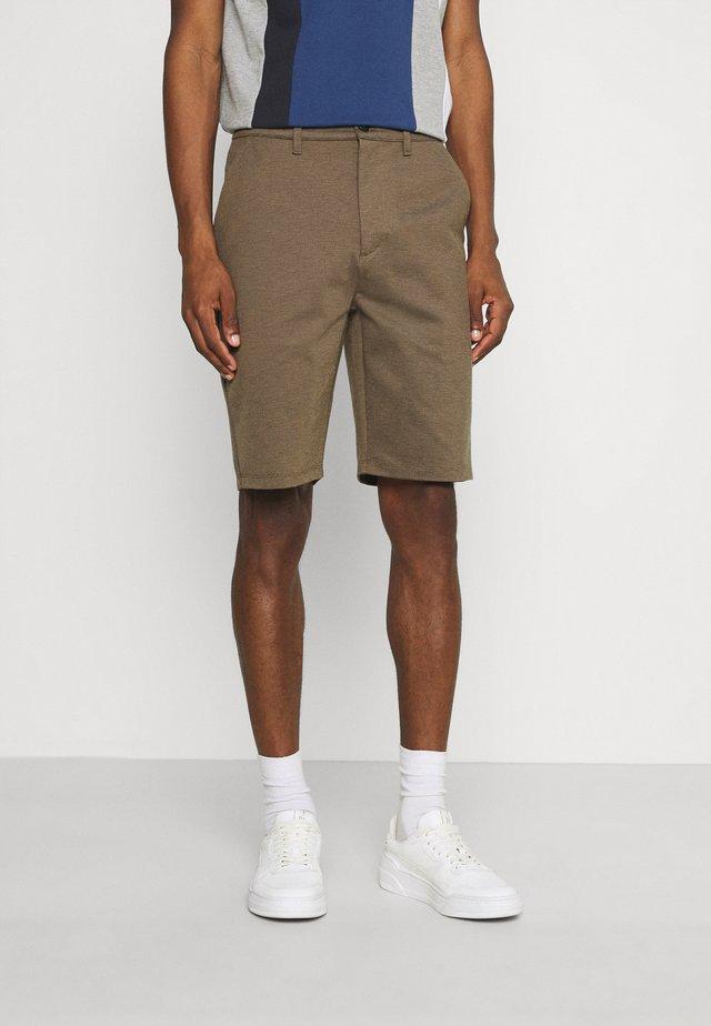 BARRO BASIC - Shorts - sand melange