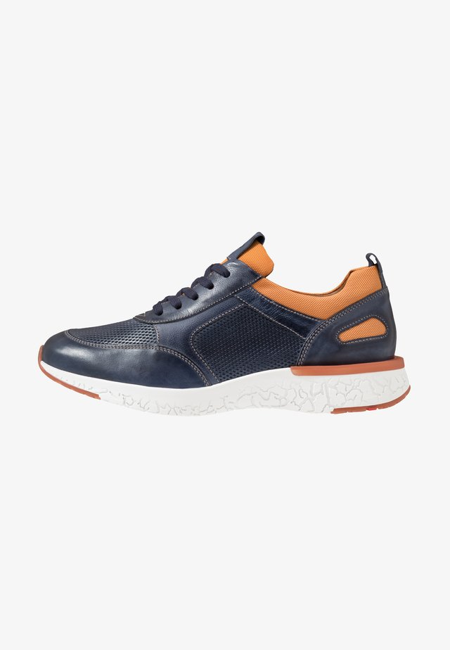 BANDOS - Sneakers laag - ocean/orange