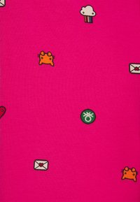 Benetton - FUNZIONE GIRL - Leggings - Trousers - pink - 2