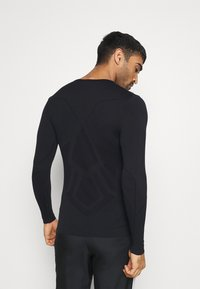 JAKO - LONGSLEEVE COMFORT - Long sleeved top - black - 2