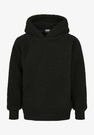 Fleecejas - black