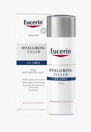 ANTI-AGING TAGESPFLEGE HYALURON-FILLER UREA, MILDERT FALTEN - Face cream - -