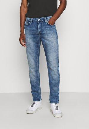 VEGAS - Jeans Tapered Fit - denim blue