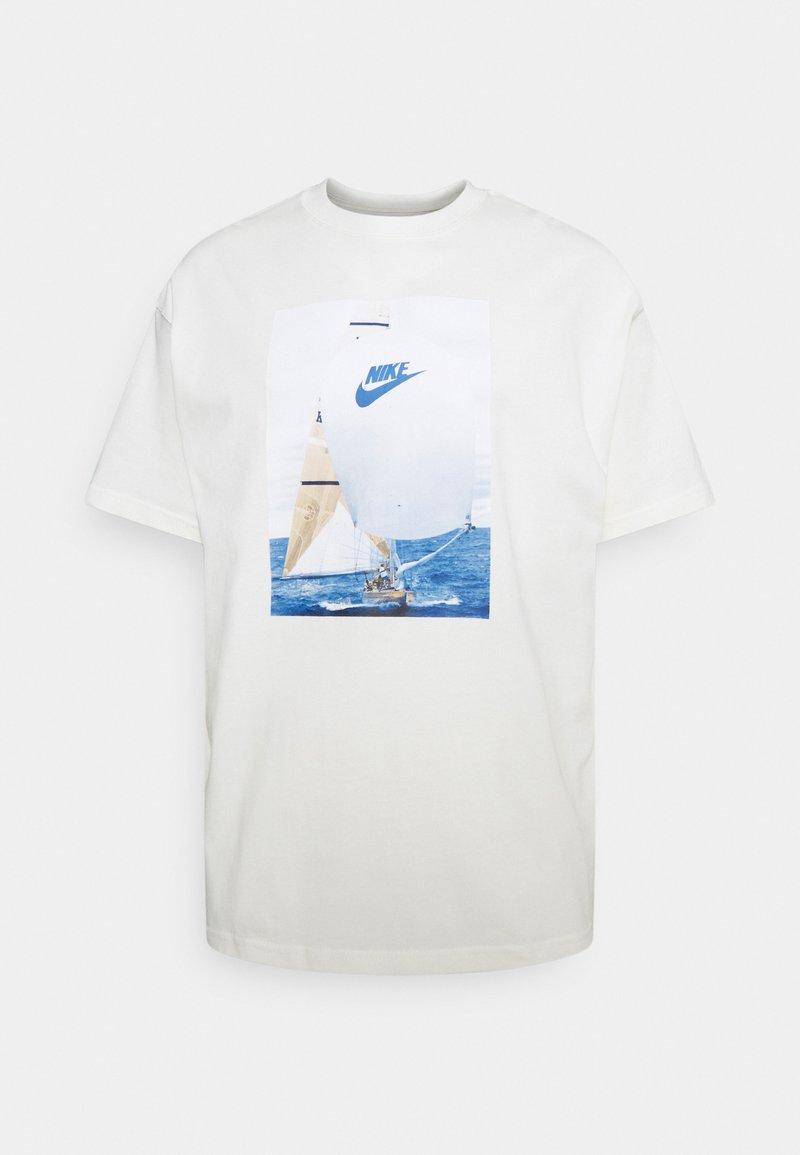 Nike Sportswear - TEE - Print T-shirt - sail